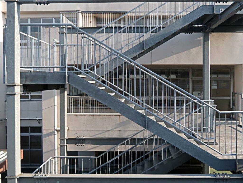 Metal Stairs London